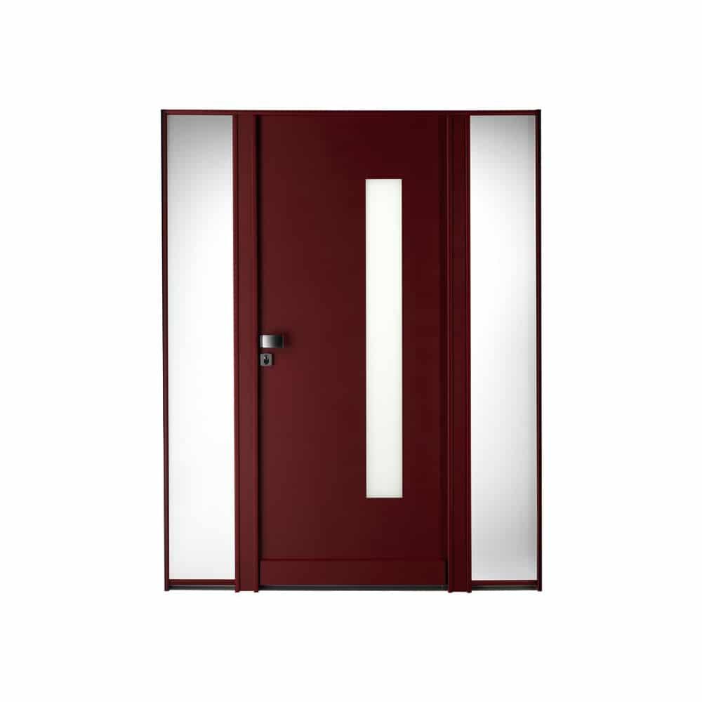 Porte blindée Fichet Stylea S2L version double tierce