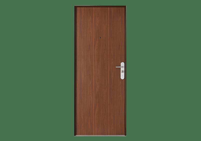 Porte blindée Fichet Foxeo S décor bois
