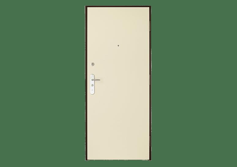 Porte blindée Fichet Foxeo S beige