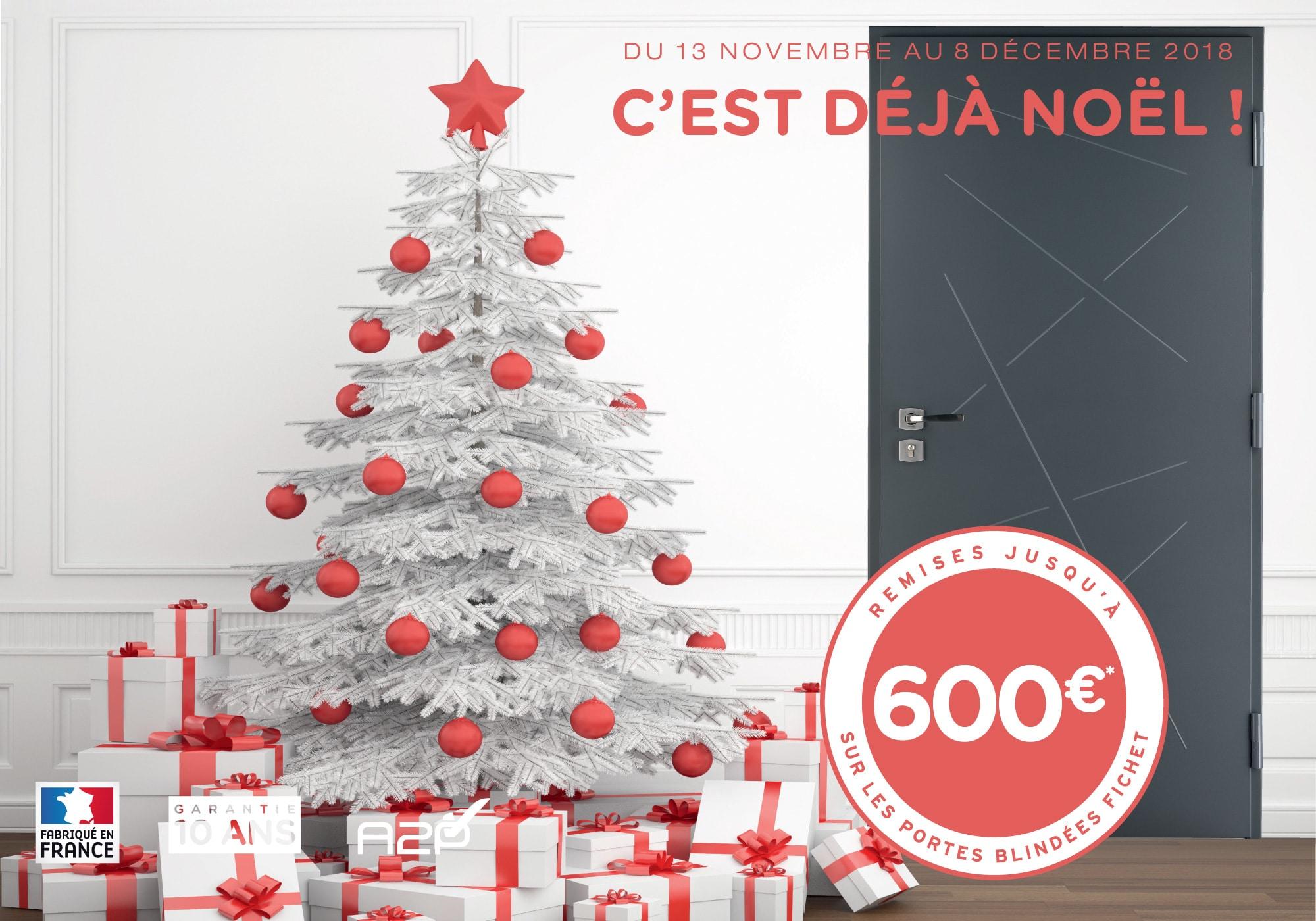 Opération Fichet Noël avant Noël 2018