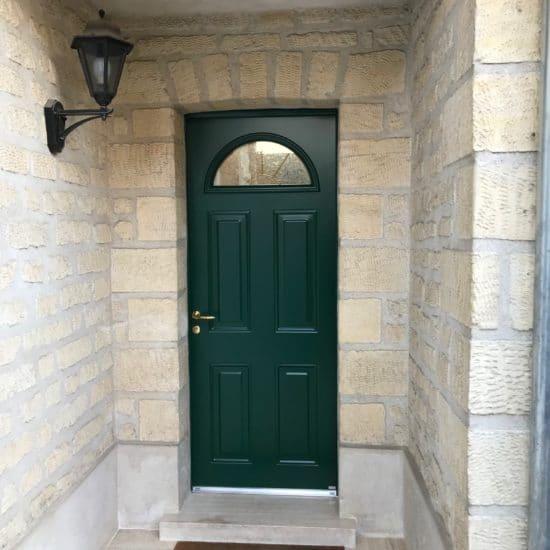 Porte d'entrée de maison BelM Hudson