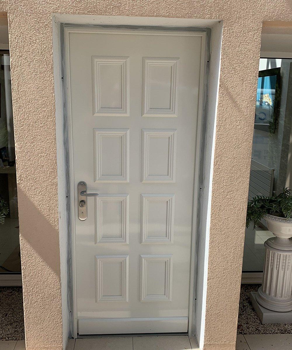 Porte blindée de maison Fichet Forstyl