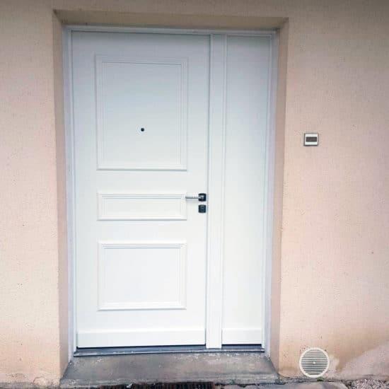 Porte d'entrée de maison blindée Fichet Stylea