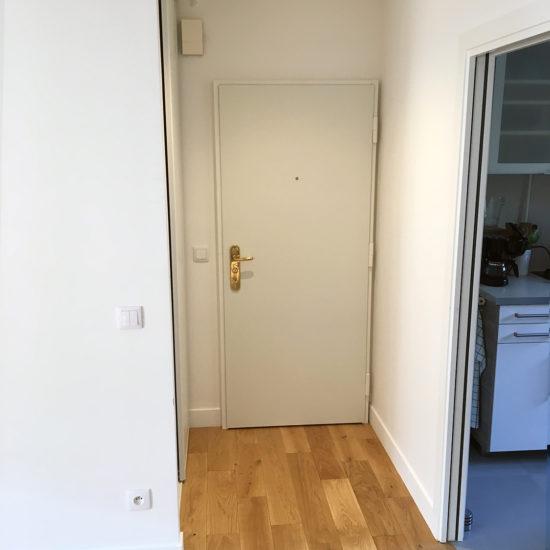 Porte blindée d'appartement Fichet Foxeo S