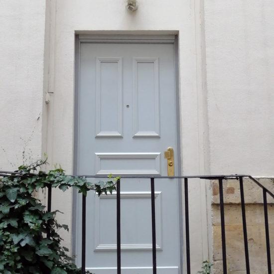 Porte blindée de maison Fichet Forstyl HIS