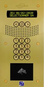 Interphone GSM 4G Intratone laiton